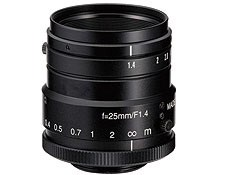 16mm FL SWIR Fixed Focal Length Lens