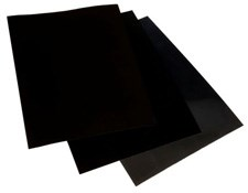 Spectral Black Adhesive Foil Sheet 200 x 600mm