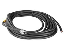 GPIO Cable for EO USB 3.0 Cameras, 8-pin Hirose to Bare Leads