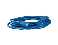 USB 3.0 Locking Cable, 5m