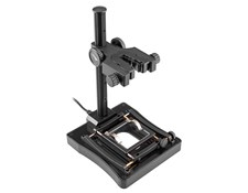 10X - 200X USB Digital Microscope with Polarizer, HR