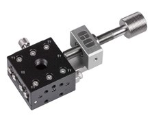 30mm Single Axis Crossed Roller Translation Stages