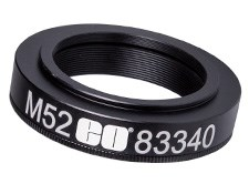 M52 to M48 Filter Thread Adapter