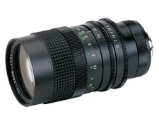 (12.5-75mm FL), 6X Manual Zoom Video Lens