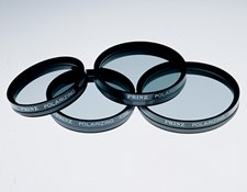 M55 x 0.75 Mounted Linear Glass Polarizing Filter