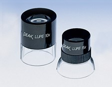 Peak Transparent Base Magnifiers