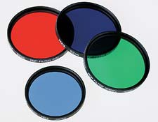Mounted Color Filters