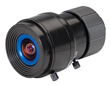 1.28mm FL CS-Mount, Manual Iris, Wide Angle Lens